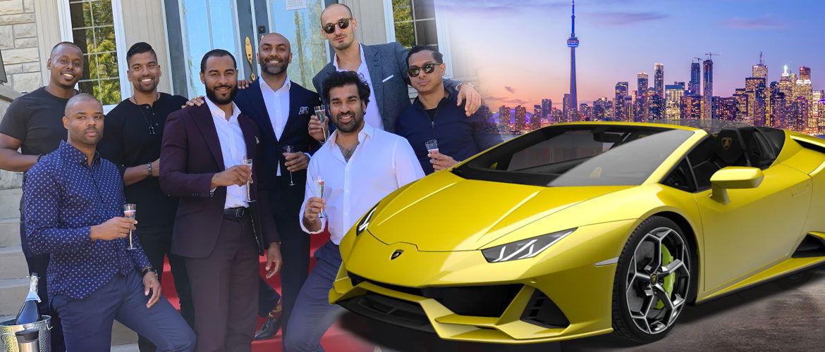 2020 Toronto Bachelor Party Ideas