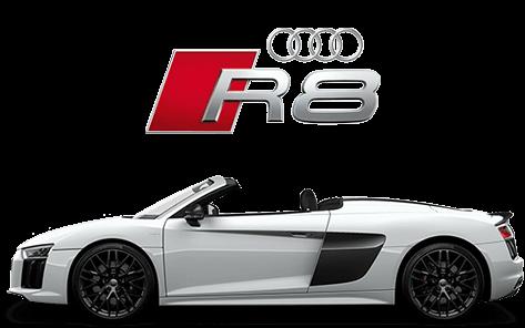 Drive an Audi R8