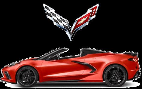 Drive a Corvette