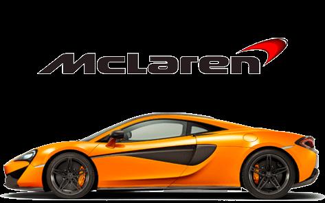 Drive a McLaren