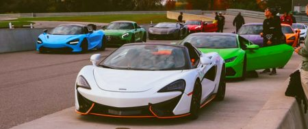The Best Racetracks to Drive Supercars in Ontario