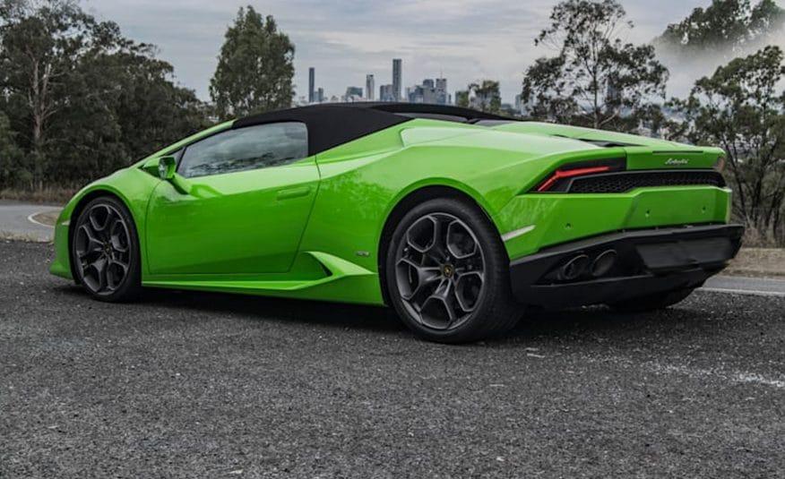 Lamborghini Huracan Spyder LP610-4